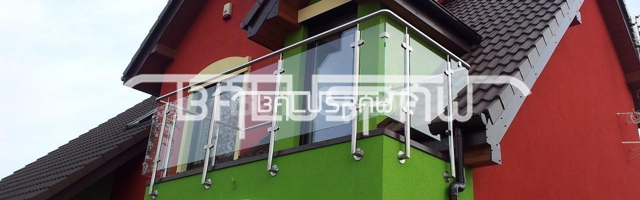 balustrada zewnętrzna